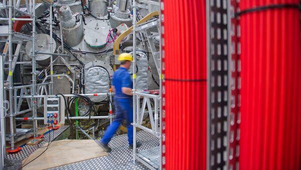 L'Allemagne lance le plus puissant réacteur thermonucléaire du monde - Sputnik France