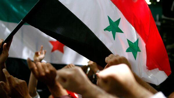 opposition syrienne - Sputnik France