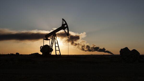 Un site pétrolier syrien - Sputnik France