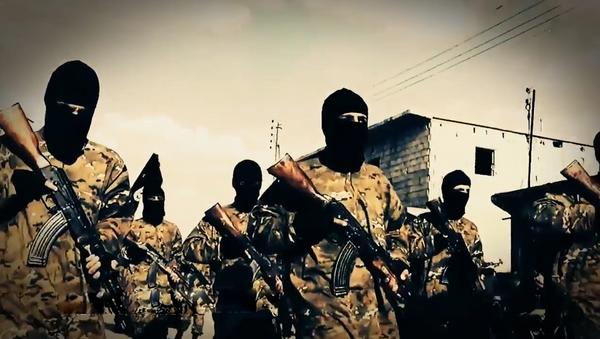 Terroristes de l'Etat islamique - Sputnik France