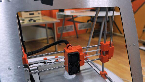 Ces objets extraordinaires imprimés en 3D - Sputnik France
