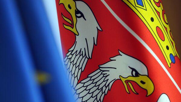 drapeau de la Serbie - Sputnik France