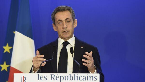 Nicolas Sarkozy - Sputnik France