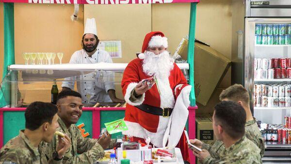 L'armée américaine tracera le Père Noël - Sputnik France