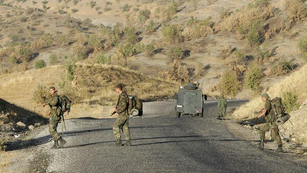 Les troupes turques attaquées dans le nord de l'Irak - Sputnik France