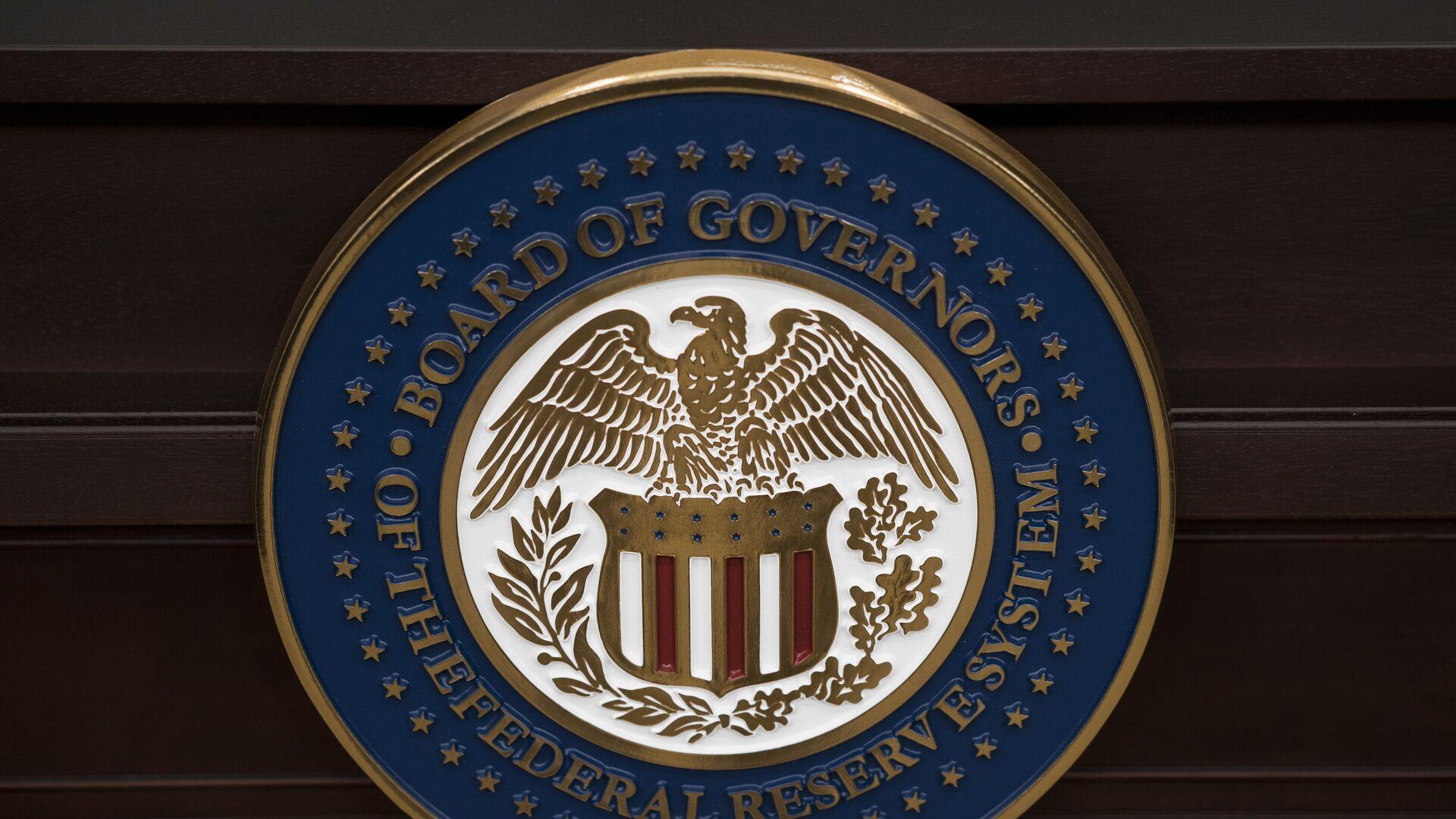 Réserve fédérale des Etats-Unis - Sputnik France, 1920, 22.09.2021