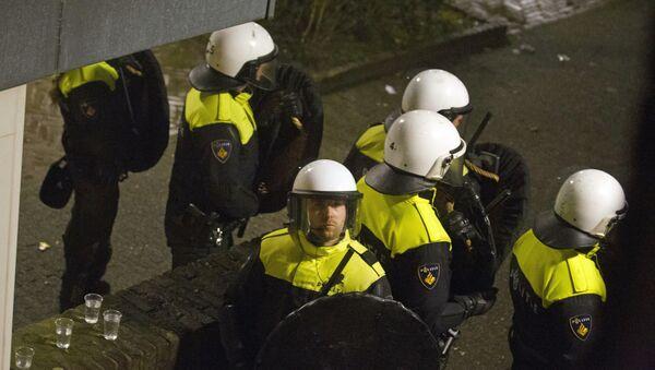 police aux Pays-Bas - Sputnik France