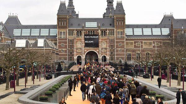 Rijksmuseum, Amsterdan, Pays-Bas - Sputnik France