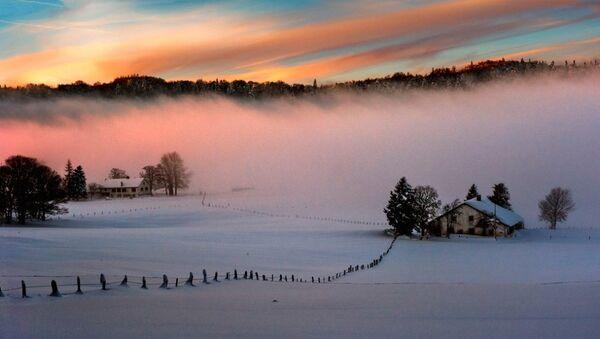 Village suisse - Sputnik France