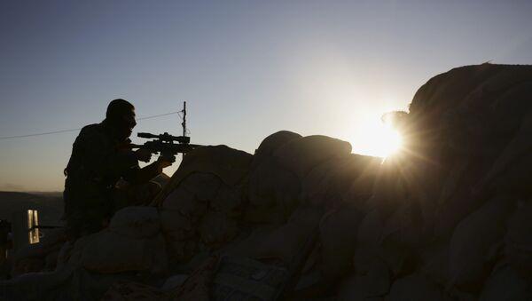 combattants kurdes - Sputnik France