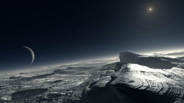 La surface de Pluton - Sputnik France