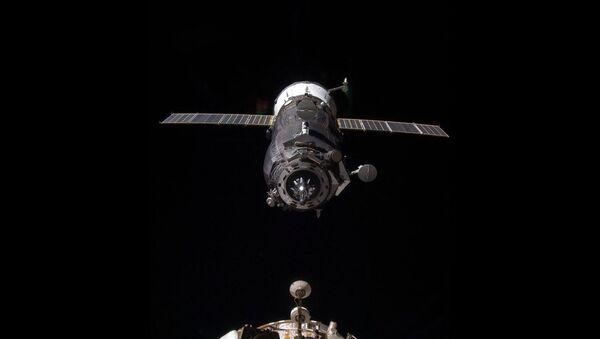 Cargo spatial Progress M - Sputnik France