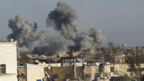 Frappes de la coalition dirigée par les Etats-Unis, Irak - Sputnik France