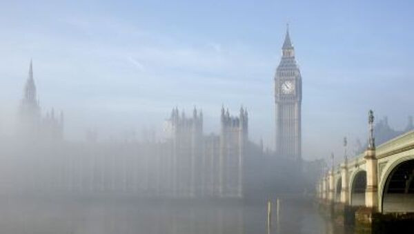 Dimma över London - Sputnik France