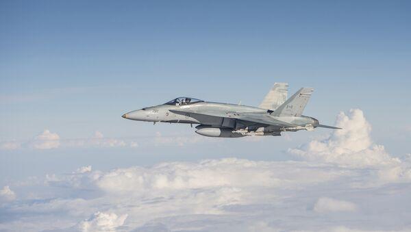 Les troupes irakiennes attaquées par erreur par un pilote canadien - Sputnik France