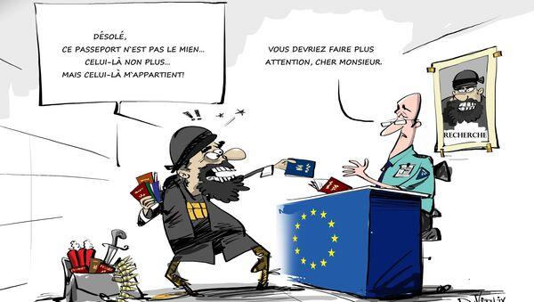 Cette Europe toujours vigilante - Sputnik France
