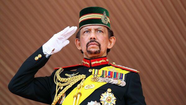 Sultan de Brunei  Hassanal Bolkiah - Sputnik France