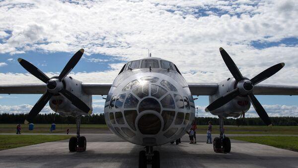 Аn-30 - Sputnik France