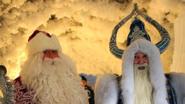Il y a Ded Moroz et Ded Moroz, tout de même… - Sputnik France