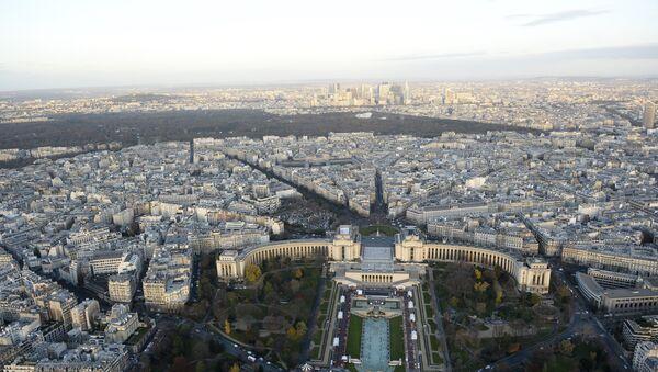 Vue de Paris. Trocadero et Bois de Boulogne - Sputnik France