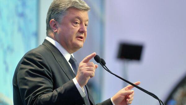 Porochenko souligne le rôle des Juifs dans la création de l'Ukraine - Sputnik France