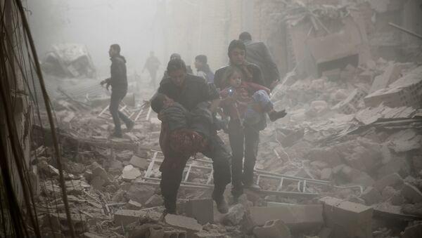 Négociations syriennes suspendues, l'opposition menace de les boycotter - Sputnik France