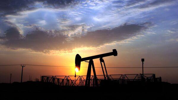 Une extraction de pétrole - Sputnik France