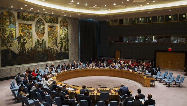 Une réunion du Conseil de sécurité de l'Onu - Sputnik France