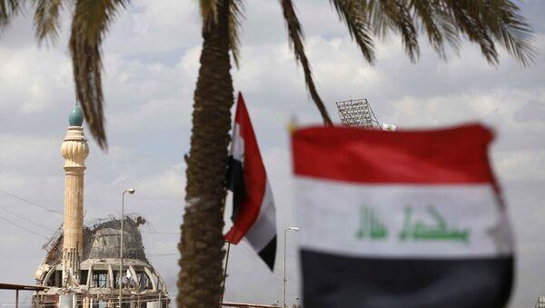 drapeau de l'Irak - Sputnik France