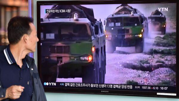 des nouvelles à Séoul, la confirmation de la Corée du Nord que le réacteur nucléaire considéré comme la principale source de plutonium - Sputnik France