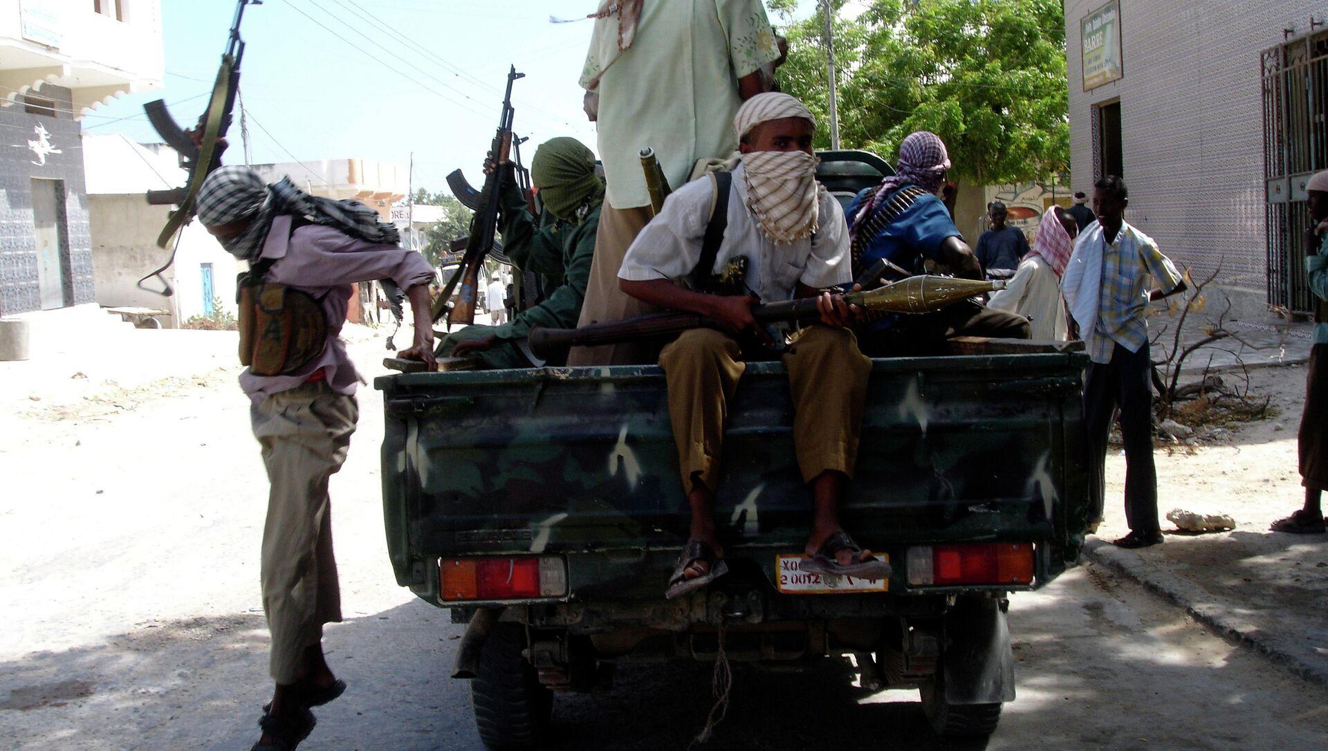 Les USA attaquent des positions du groupe terroriste Al-Shabbaab en Somalie - Sputnik France, 1920, 19.07.2021