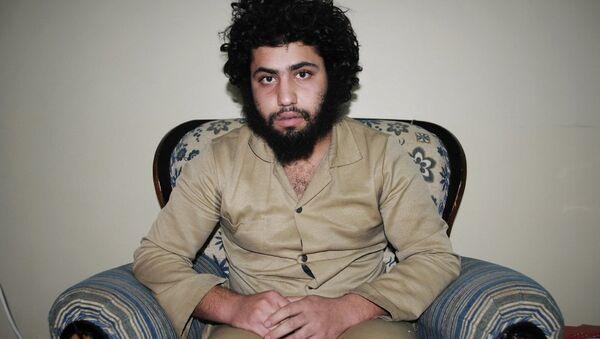 Abdurrahman Abdulhadi, combattant de Daech capturé par les milices kurdes en Syrie - Sputnik France