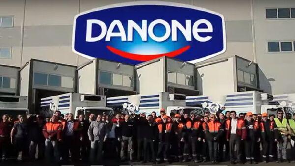 Danone - Sputnik France