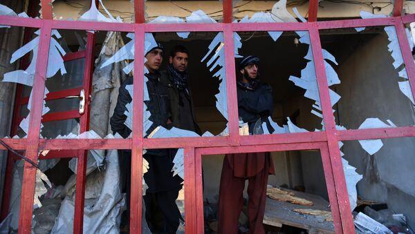Attentat suicide près de l'aéroport de Kaboul en Afghanistan - Sputnik France