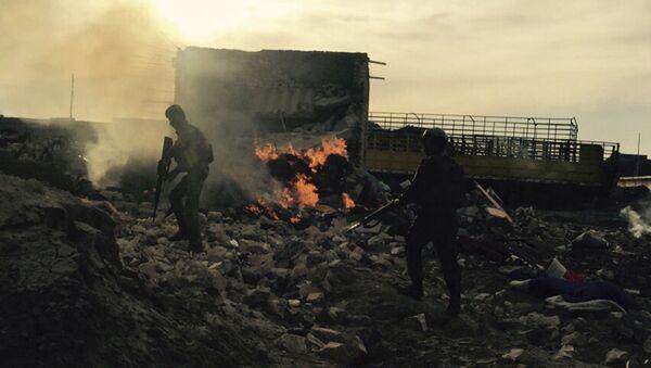 Les forces irakiennes entrent dans Ramadi - Sputnik France