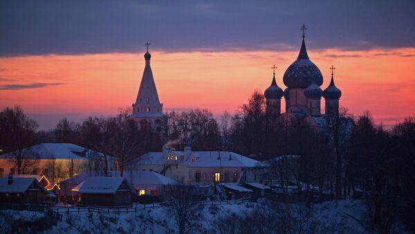Villes de la Russie. Souzdal - Sputnik France