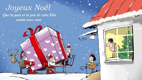 Joyeux Noël ! - Sputnik France
