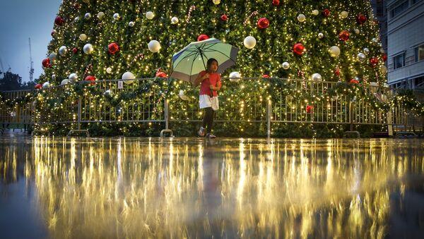 Christmas tree - Sputnik France