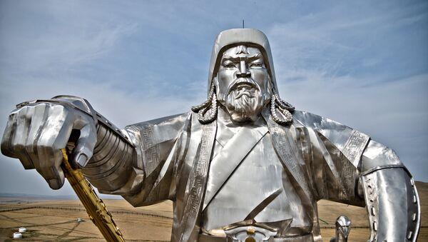 Statue de Genghis Khan - Sputnik France