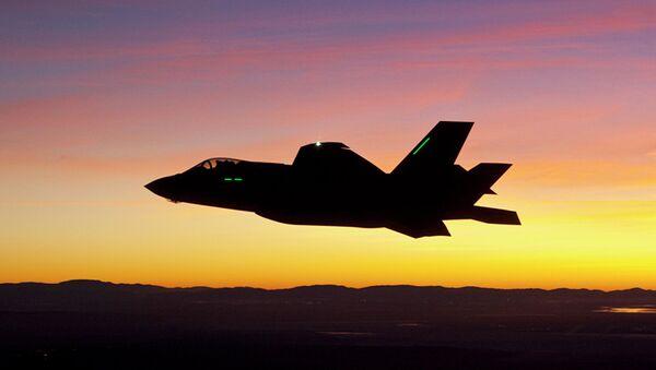 Un F-35. Image d'illustration - Sputnik France