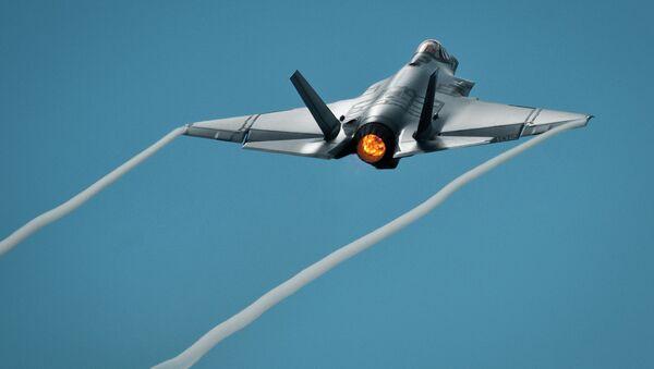 L'avion américain F-35 - Sputnik France