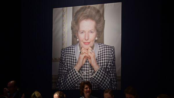 Margaret Thatcher - Sputnik France
