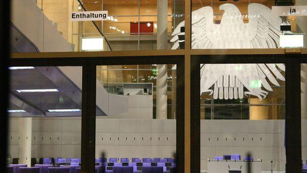 Reichstag, Berlin, Allemagne - Sputnik France