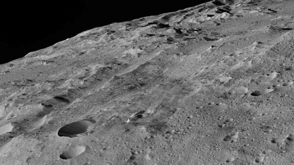 Lowdown on Ceres: Images From Dawn's Closest Orbit - Sputnik France