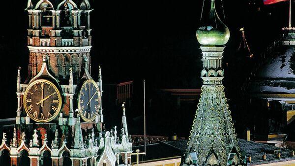 Les horloges à carillon du Kremlin - Sputnik France
