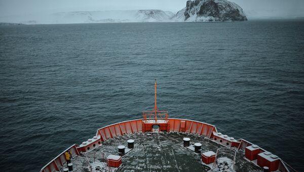 North Pole expedition - Sputnik France