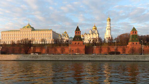 The Kremlin as seen from the Sofiiskaya Embankment. - Sputnik France