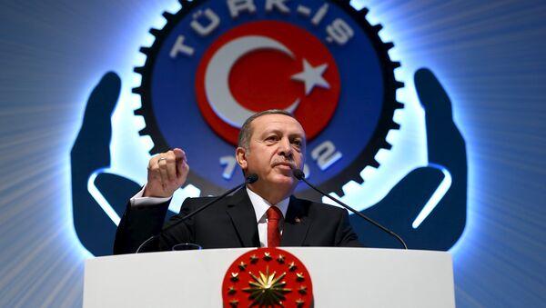Les liaisons dangereuses Erdogan-Daech - Sputnik France