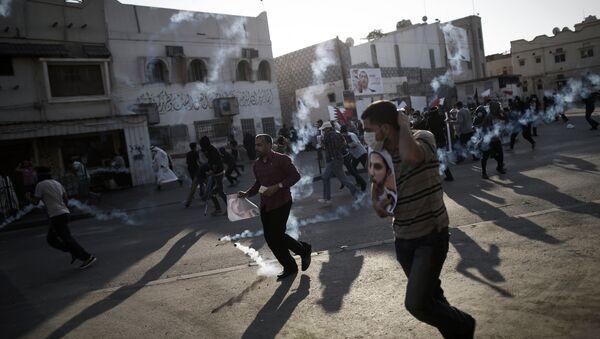 Des manifestants au Bahreïn - Sputnik France