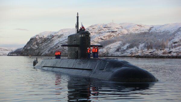 Le sous-marin russe Saint-Pétersbourg du projet Lada - Sputnik France